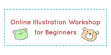 Mindful Illustration Doodle Workshop - March 2021 Dates tickets