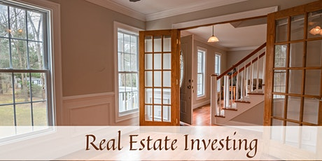 Real Estate Investing, Your Road to Financial Freedom tickets