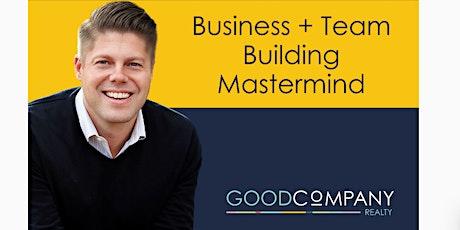 Business + Team Building Mastermind tickets