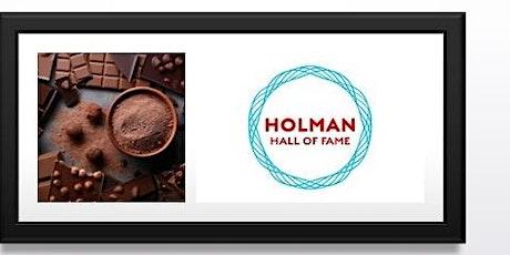 Sweetening the Prize: Holman Prizewinner Celebration & Chocolate Tasting tickets