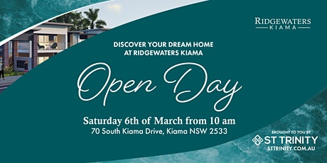 Ridgewaters Kiama Apartments - Open Day tickets