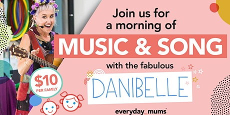 Everyday Mums Danibelle Event tickets
