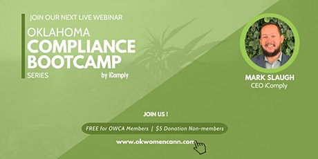 Ok Compliance Bootcamp Series #2 by iComply Tickets