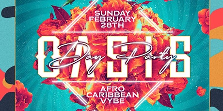 Oasis : Day Party Vybe tickets