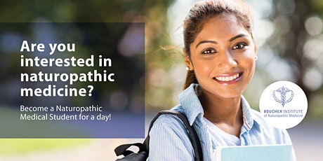 Become a Naturopathic Medical Student for a Day tickets