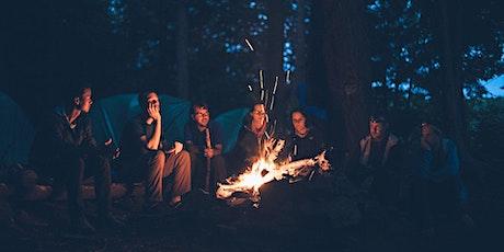 Cerchio Uomini - un tramonto nella natura e attorno a un fuoco biglietti
