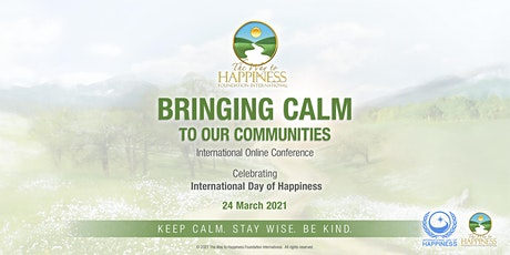 Bringing Calm to our Communities tickets