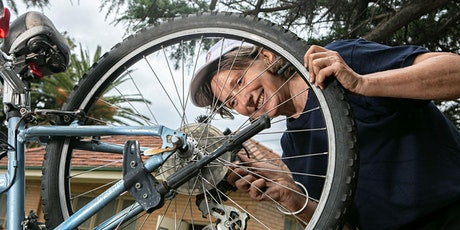 FREE MONTHLY BIKE CHECKS // Darebin Loves Bikes tickets