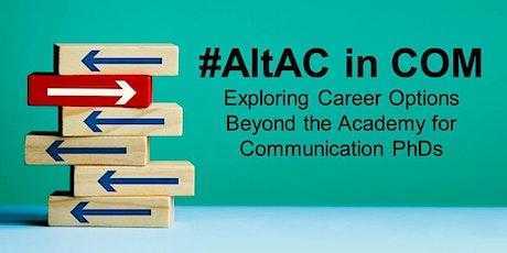 "#AltAC: ""Pracademics"" and Administrators tickets"