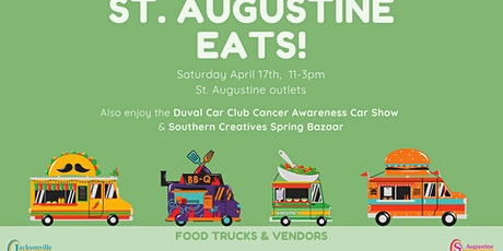St. Augustine Eats - Food Event tickets
