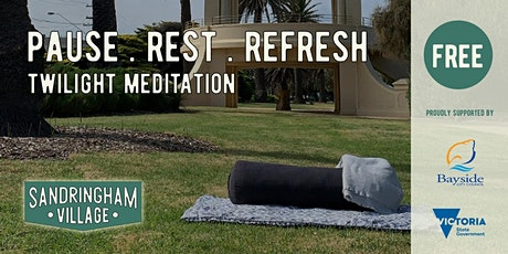Sandringham Twilight Meditation tickets