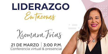 Conferencia (online) de Xiomara Frías en Emprende SDQ tickets