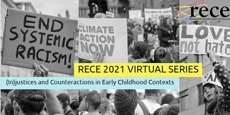 Toward Racial Justice in Early Childhood Contexts tickets