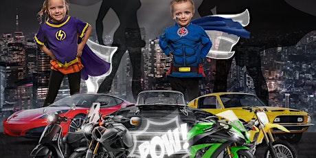 Superhero Family Fun Day - Hervey Bay tickets