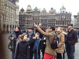 "Visita guidata di Bruxelles ""OFFERTA LIVERA"""
