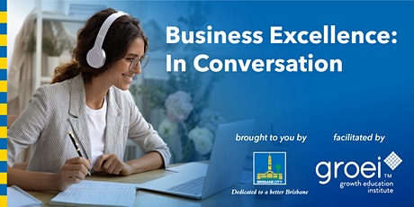 Business Excellence: In Conversation boletos