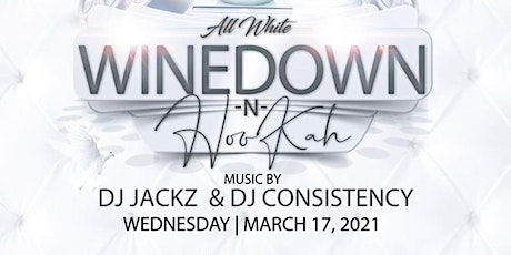 "Wine Down & Hookah ""The All White Party"" tickets"