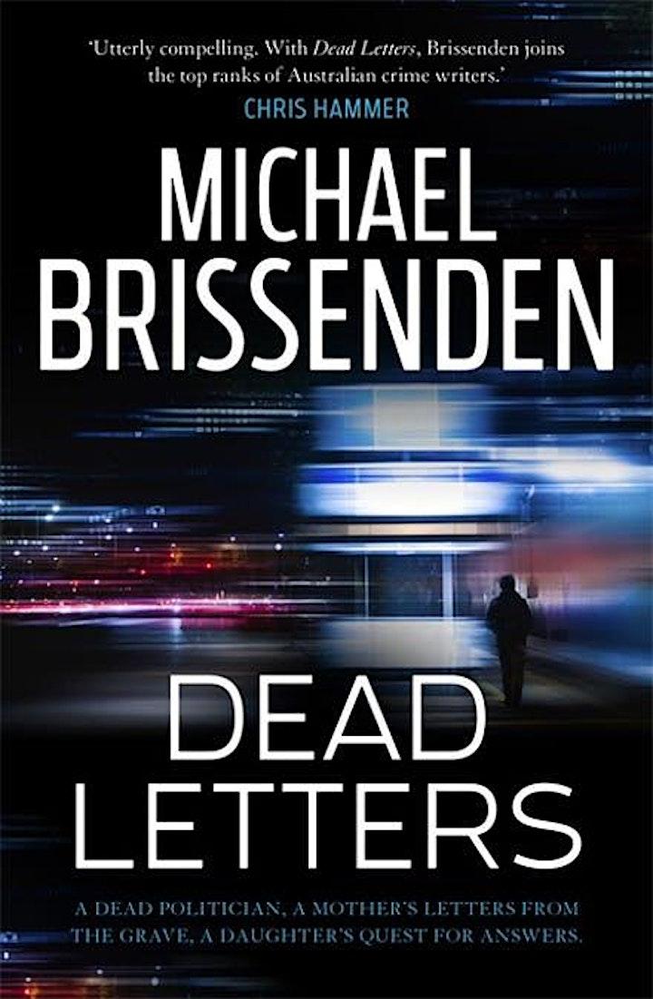 Dead Letters: A Conversation with Michael Brissenden & Chris Hammer image