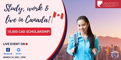 LET'S STUDY IN CANADA tickets