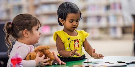 Toddler Time - Gordon White Library tickets