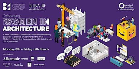 Women in Architecture 2021 tickets
