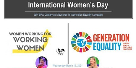 Generation Equality Campaign Launch tickets