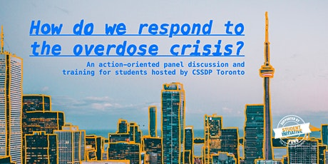 How do we respond to the overdose crisis? tickets