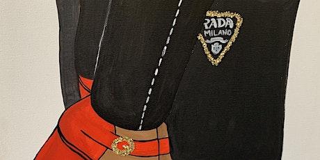Prada Sip & Paint (In-Studio or Virtually) tickets