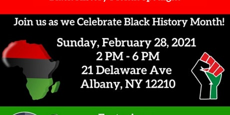 Ujamaa Market Black History Month Celebration tickets