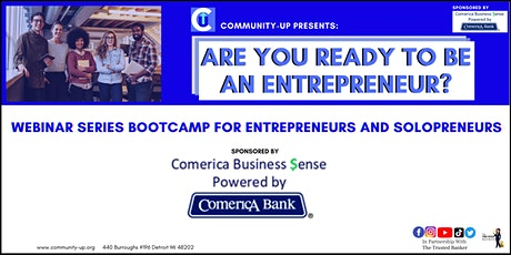Are You Ready To Be An Entrepreneur tickets