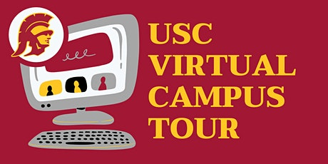 USC Virtual Campus Tour tickets