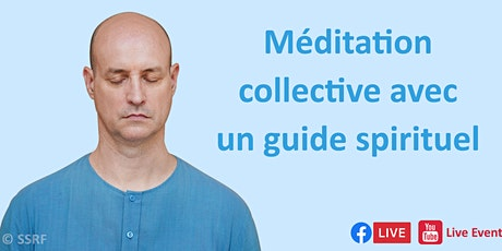 Méditation collective avec un guide spirituel tickets