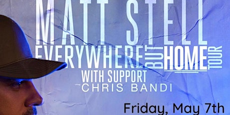 Matt Stell - Everywhere But Home Tour  with Chris Bandi & Lathan Warlick tickets