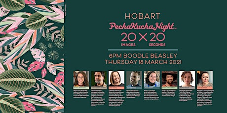 Pecha Kucha Hobart – March 2021 tickets