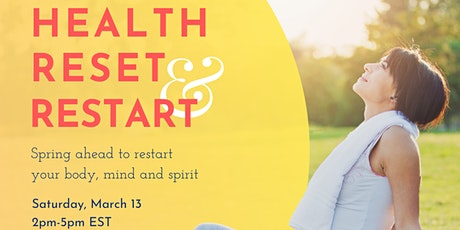 Health Reset & Restart (Online Special Meditation Retreat) tickets