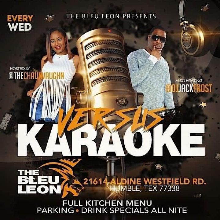 Karaoke Wednesdays image