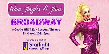 Venus Jingles & Jives: Broadway tickets