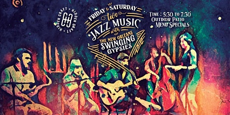 Live Music - Gypsy Jazz tickets