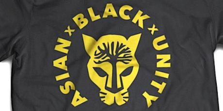 Asian-Black Solidarity Towards Racial Justice & Healing tickets