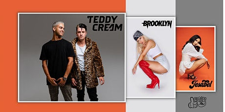 Teddy Cream | Brooklyn | Jesabel - Hobart tickets