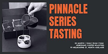 Pinnacle Series Tasting Experience - Adelaide tickets