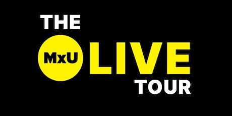 The MxU LIVE Tour | Atlanta 2021 tickets