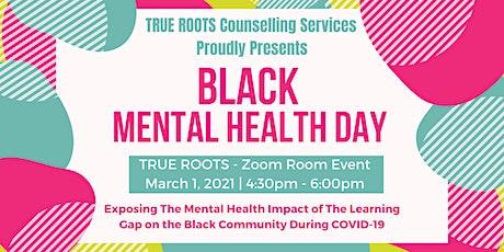 BLACK MENTAL HEALTH DAY 2021 tickets