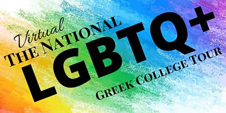 LGBTQ Virtual Greek College Tour tickets