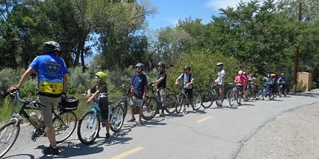 Novice/Intermediate Bicycling Camp (age 6+) -- June Session tickets