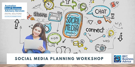 Social Media Planning Workshop - Face to Face - Leeton tickets