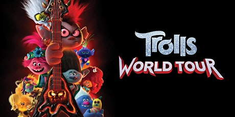 (FULLY BOOKED) Moonlight Movies - Trolls World Tour tickets