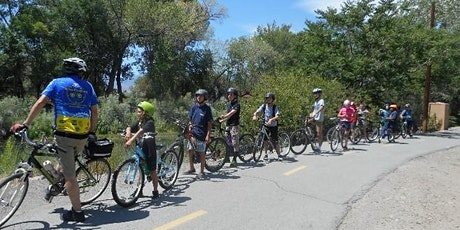 Novice/Intermediate Bicycling Camp (age 6+) -- July Session tickets