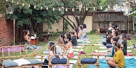The Cura Essentials: Yoga Practice tickets