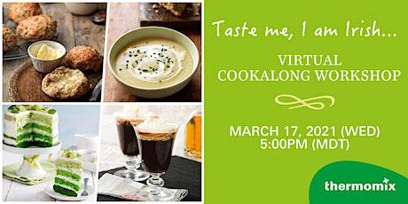 Thermomix® Virtual Cook-Along Class: Taste me, I am Irish... tickets